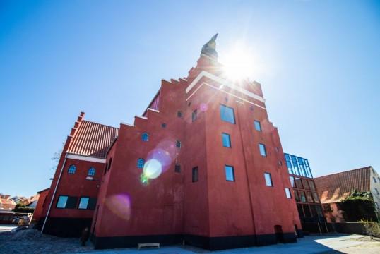 Maltfabrikken: fra fabrik til kulturhus